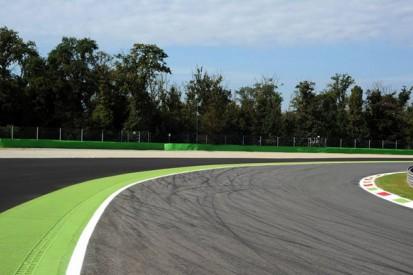 Italian GP: Leading Formula 1 drivers 'taking risks' at Parabolica