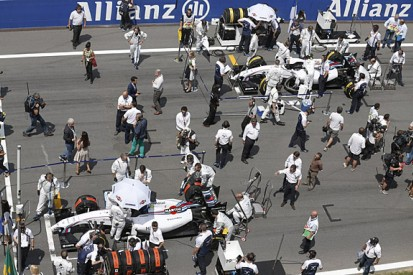 Williams F1 team explains £20million losses so far in 2014