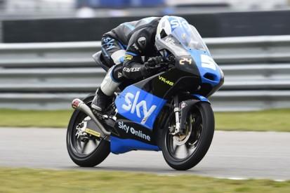 Valentino Rossi's VR46 Moto3 team splits with boss Vito Guareschi