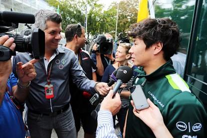 Italian GP: Kamui Kobayashi unhappy with Caterham F1 situation