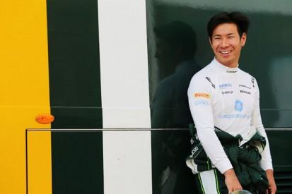 Caterham confirms Kobayashi's Monza F1 return and Merhi's FP1 run