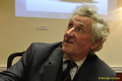 John Crossle obituary: 1931-2014