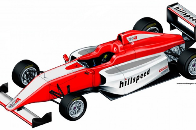 BRDC Formula 4 to use Tatuus FIA F4 chassis from late 2015