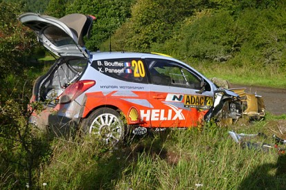 Bryan Bouffier gets another WRC outing with Hyundai despite crashes