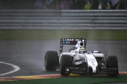 Felipe Massa calls for Williams Formula 1 team brake change