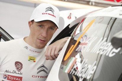 Kris Meeke's Citroen WRC drive safe despite Rally Germany crash