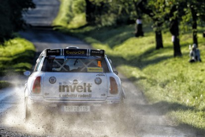 ERC Rally Zlin: Pech leads after Abbring, Lappi and Breen's dramas