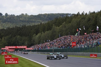 Mercedes holding crunch meeting after Hamilton and Rosberg's clash