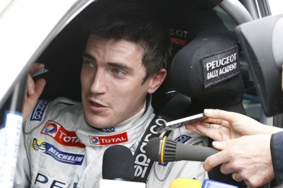 Peugeot's Craig Breen claims he is fit to compete in ERC Rally Zlin