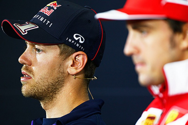 McLaren F1 team in final push to hire Vettel or Alonso