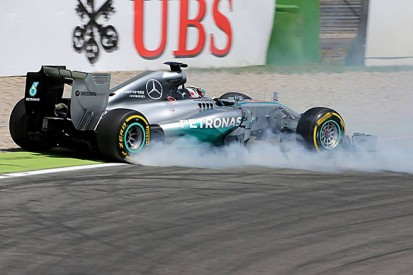 Hamilton's bad luck during F1 2014 'unbelievable' - Button