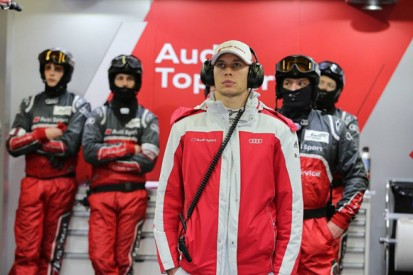 Audi WEC driver Loic Duval suffered no after-effects from Le Mans crash