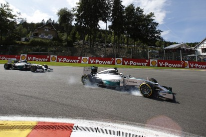 Mercedes' Hamilton/Rosberg feud could be 'big mess', warns Boullier