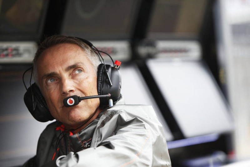 Ex-team principal Martin Whitmarsh formally parts ways with McLaren