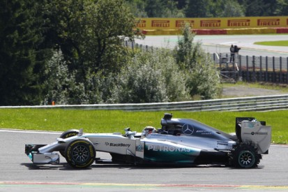 FIA will not re-open Rosberg/Hamilton Spa collision investigation