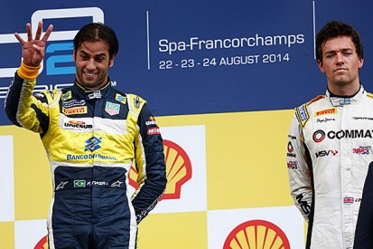 GP2 title contender Nasr says he wins without pushing people off