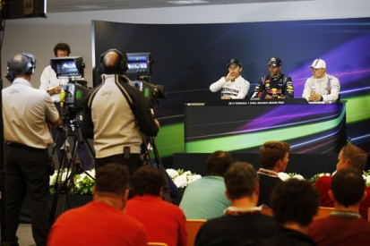 Belgian GP: Post-race press conference