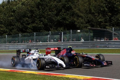 Belgian GP: Massa says Hamilton tyre debris spoilt his Spa race