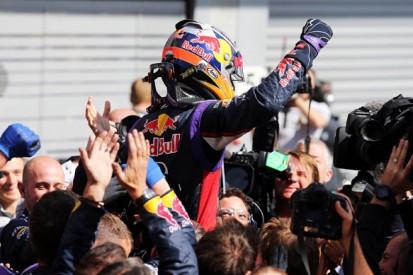 Belgian GP: Daniel Ricciardo says Spa F1 win raises Red Bull hopes