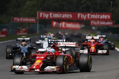 Belgian GP: Fernando Alonso reckons podium finish was possible