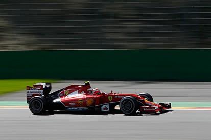 Belgian GP: Raikkonen says season-best fourth down to clean race