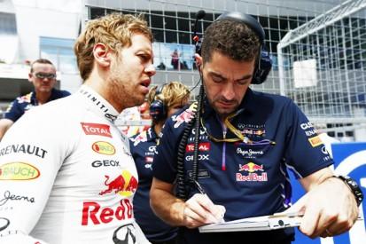 Sebastian Vettel to get new engineer for 2015 F1 season