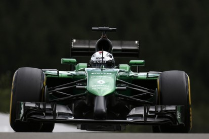 Belgian GP: Andre Lotterer pleased with 'smooth' Caterham F1 debut
