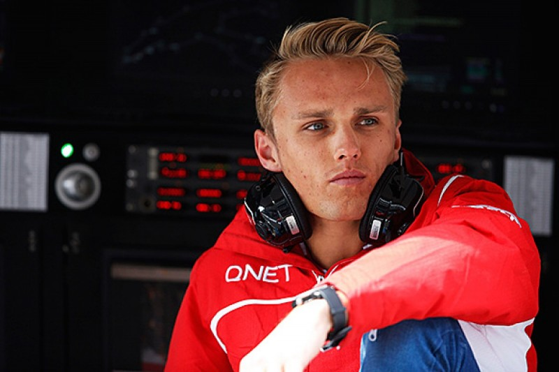 Mystery remains over Chilton return to the Marussia F1 cockpit