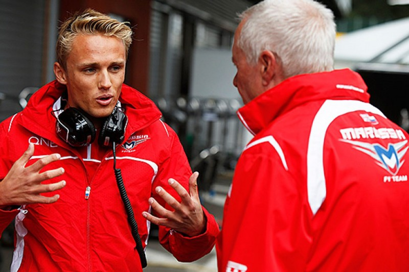 Max Chilton says there's more to Marussia story than many think