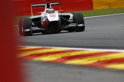 Spa GP3: Zamparelli tops practice interrupted by huge crash