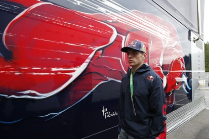 Max Verstappen set to make Toro Rosso F1 debut in US GP practice
