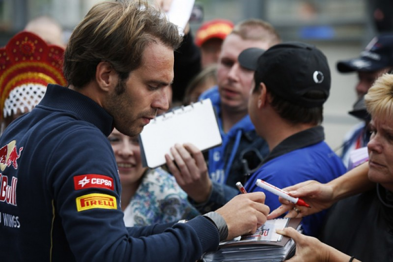 Jean-Eric Vergne sure he'll earn new F1 seat after Toro Rosso exit