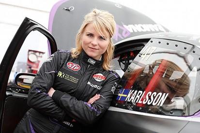 Karlsson replaces Villeneuve for German World Rallycross round