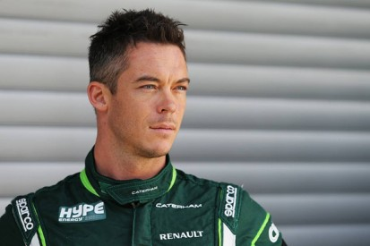 Andre Lotterer warns not to expect too much from him on F1 debut