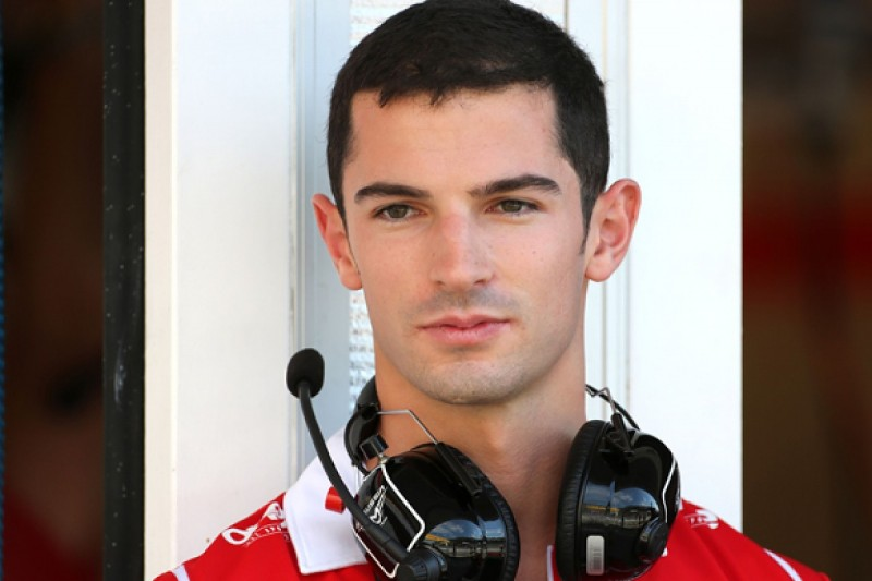 Alexander Rossi replaces Max Chilton at Marussia for Belgian GP