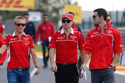 Max Chilton says he relinquished Marussia F1 seat voluntarily