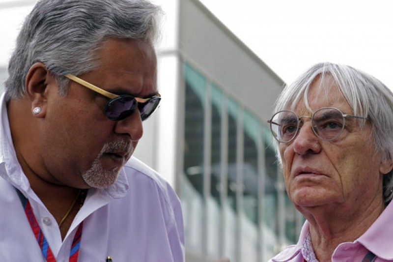 Vijay Mallya: Bernie Ecclestone needs F1 social media education