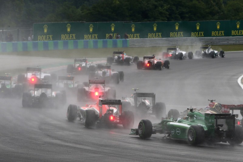 Max Mosley: Budget cap still Formula 1's only hope for cost control