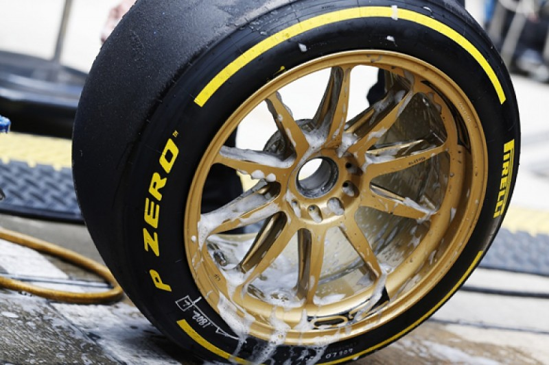 F1 teams need advance warning over 18-inch wheel move - Allison