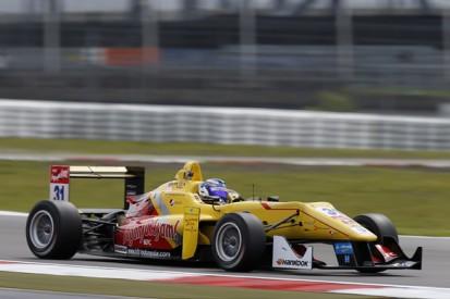 Nurburgring European F3: Blomqvist beats Verstappen to poles