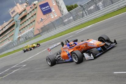 Nurburgring European F3: Auer wins as Verstappen gains title ground