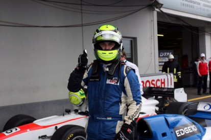 Nurburgring Auto GP: Kiss beats determined Sato to race one win