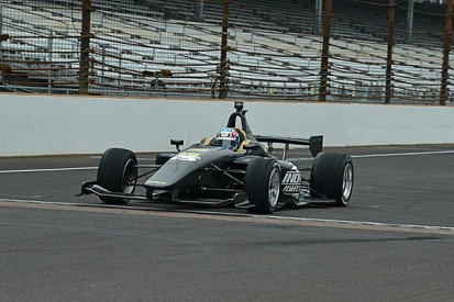 IndyCar champion Scott Dixon to test new Indy Lights car
