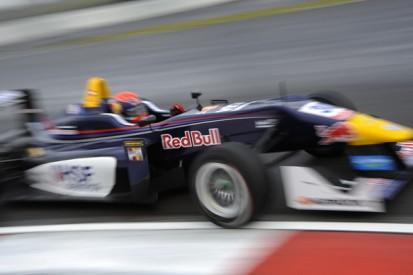Nurburgring European F3: Max Verstappen tops damp qualifying