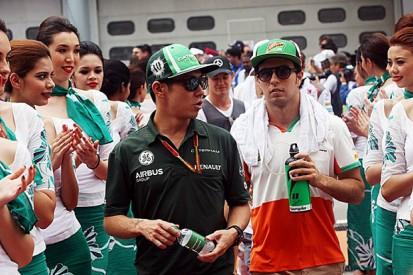 Perez says Kobayashi was an amazing F1 team-mate at Sauber