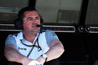 Eric Boullier prepared to 'bruise egos' to fix McLaren F1 team