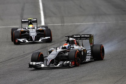 """Sauber F1 boss says team needs to show """"more courage"""""""