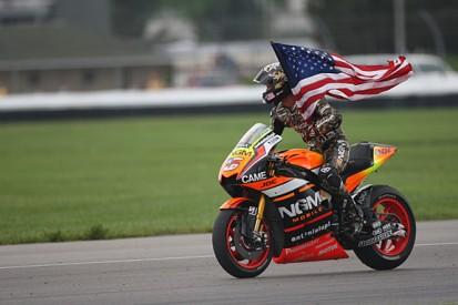 Alex de Angelis replaces Colin Edwards in MotoGP for rest of 2014
