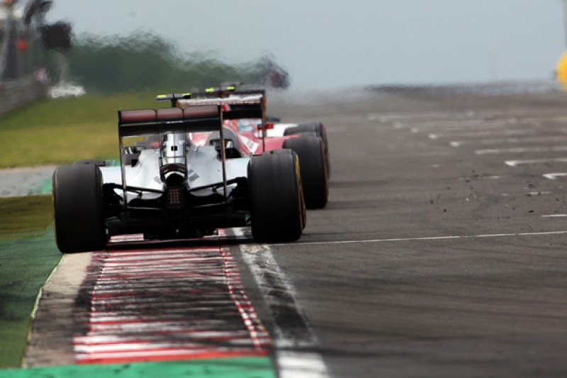 Mercedes denies F1 has become an engine-dominated formula in 2014