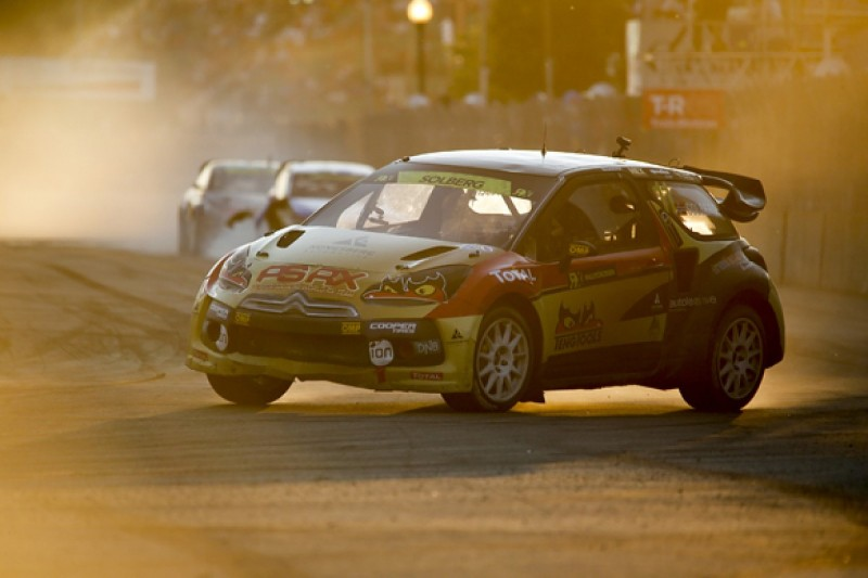 Trois-Rivieres World Rallycross: Petter Solberg takes dominant win